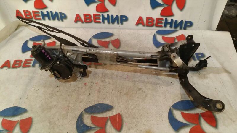 Мотор дворников Mitsubishi I HA1W