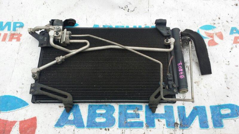 Радиатор кондиционера Toyota Probox NLP51 1ND-TV