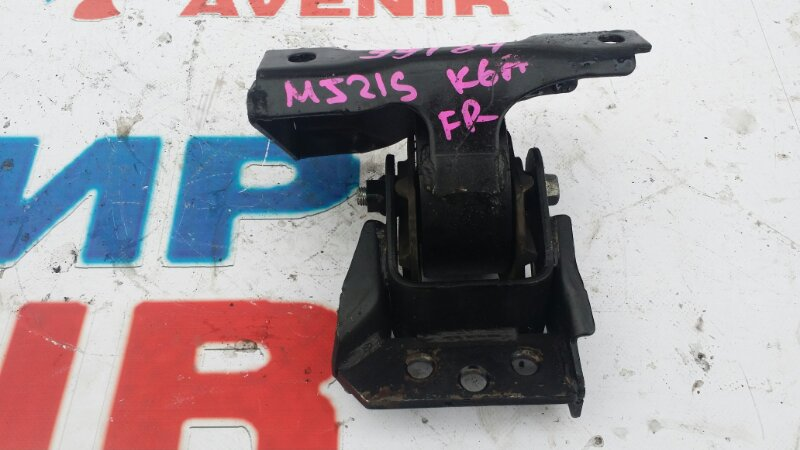 Подушка двигателя Mazda Az Wagon MJ21S K6A передняя правая