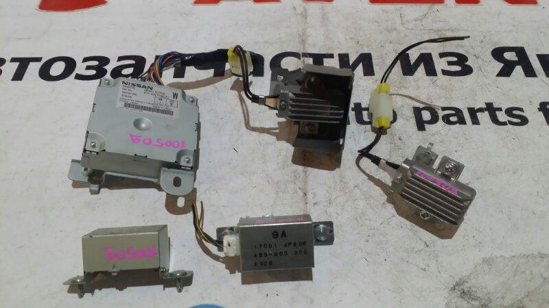 Электронный блок Nissan Cedric ENY34
