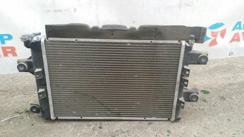 Радиатор Daihatsu Hijet S110P