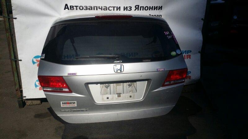 Дверь задняя Honda Odyssey RB4 задняя