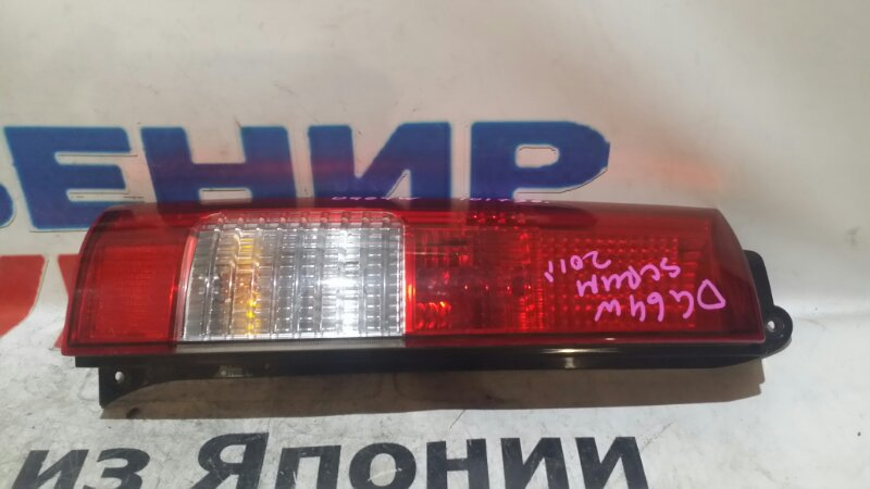 Стоп-сигнал Mazda Scrum Wagon DG64W задний левый