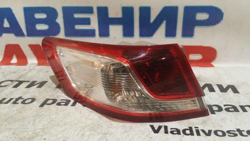 Стоп-сигнал Honda Odyssey RB4 задний левый