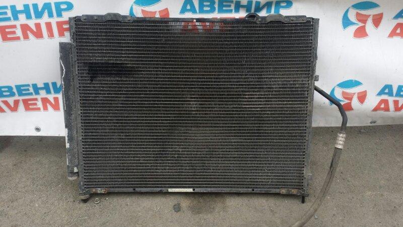 Радиатор кондиционера Honda Mdx YD1
