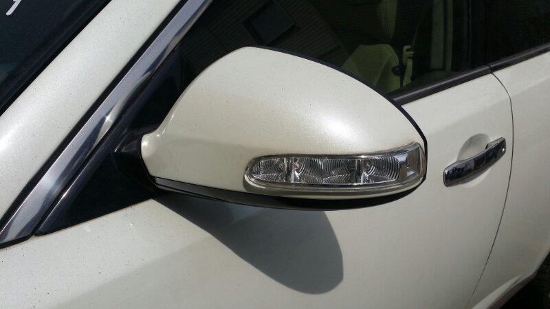 Зеркало Infiniti Fx45 S50 VK45DE 2006 левое