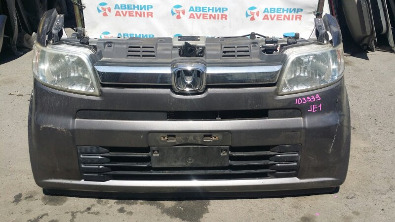 Nose cut Honda Zest JE1 P07A 2009