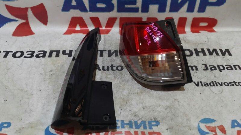 Стоп-сигнал Mitsubishi Delica D2 MB15S K12B задний левый