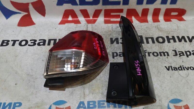 Стоп-сигнал Mitsubishi Delica D2 MB15S K12B задний правый