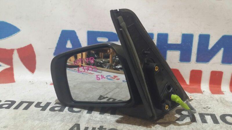 Зеркало Daihatsu Tanto L375S левое