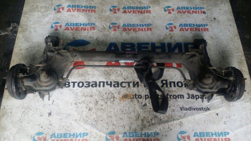 Балка Daihatsu Copen L880K JBDET задняя