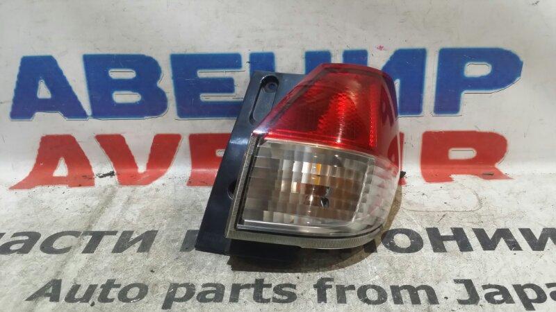 Стоп-сигнал Mitsubishi Delica D2 MB15S задний правый