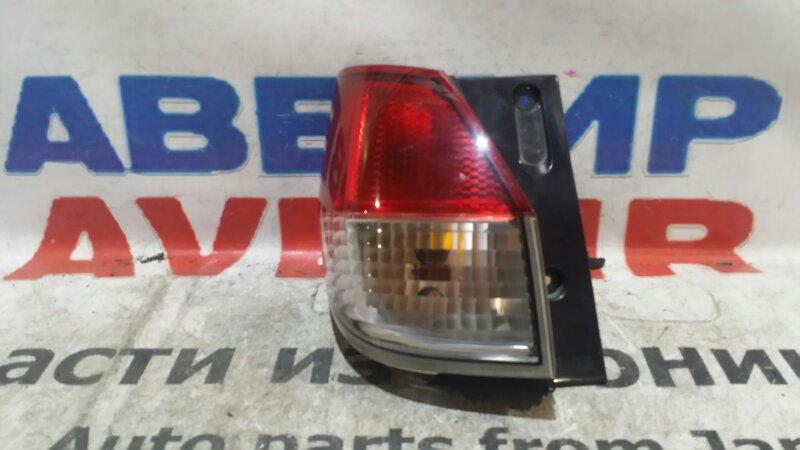 Стоп-сигнал Mitsubishi Delica D2 MB15S задний левый