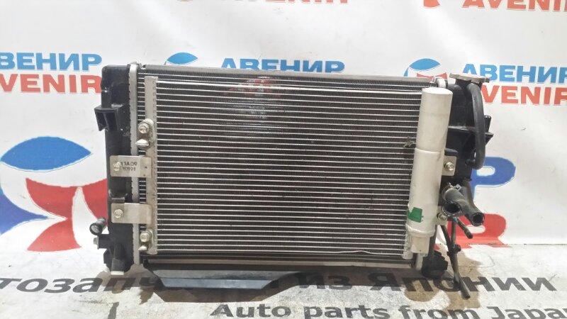 Радиатор Daihatsu Hijet S510P KF-VE4 2011
