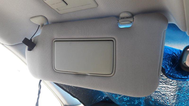 Козырек от солнца Infiniti Fx45 S50 VK45DE 2006
