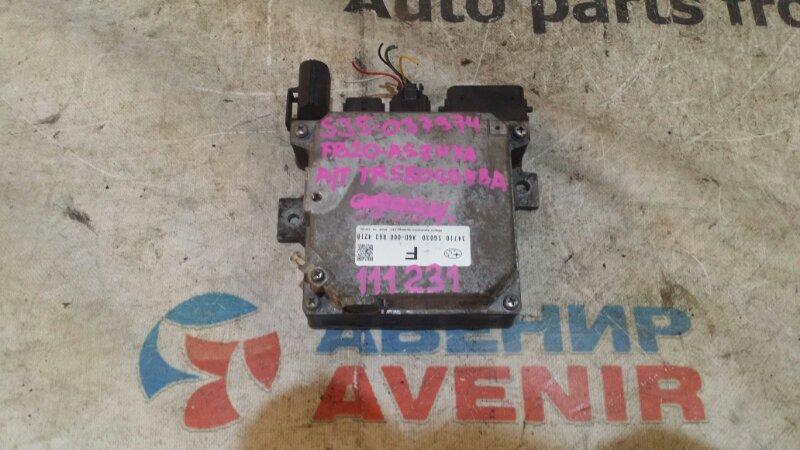 Блок управления рулевой рейкой Subaru Forester SJ5