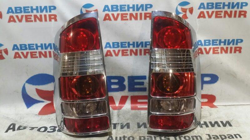 Стоп-сигнал Toyota Noah AZR65 задний левый
