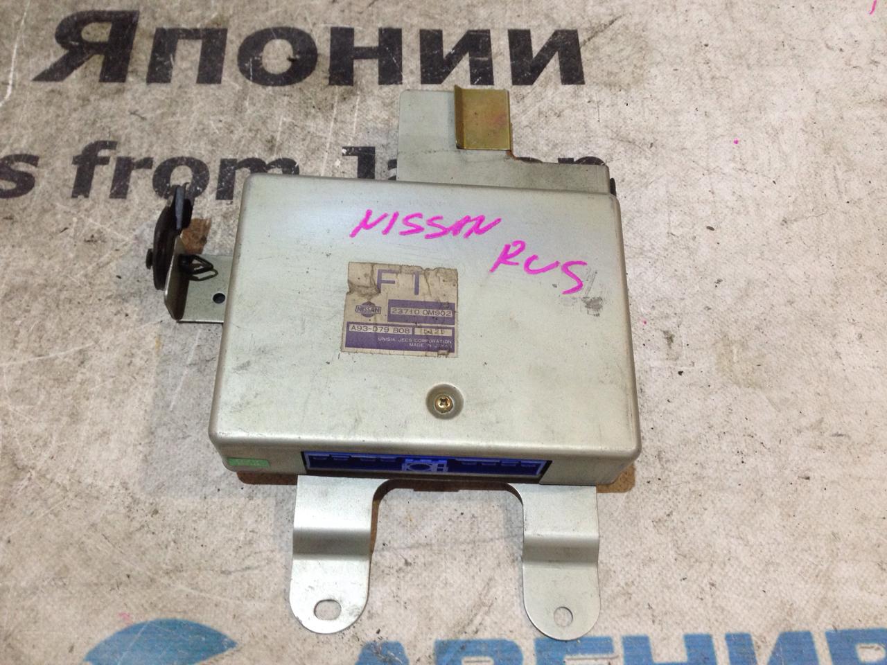 Блок управления efi Nissan Pulsar N15 CD20