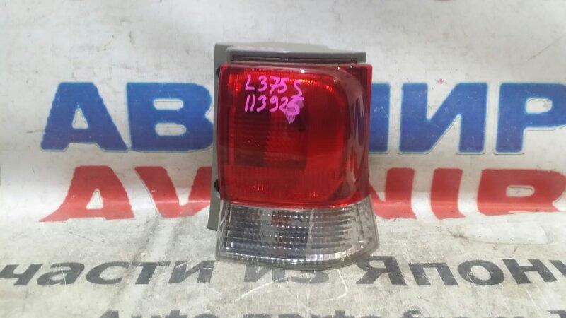 Стоп-сигнал Daihatsu Tanto L375S задний правый