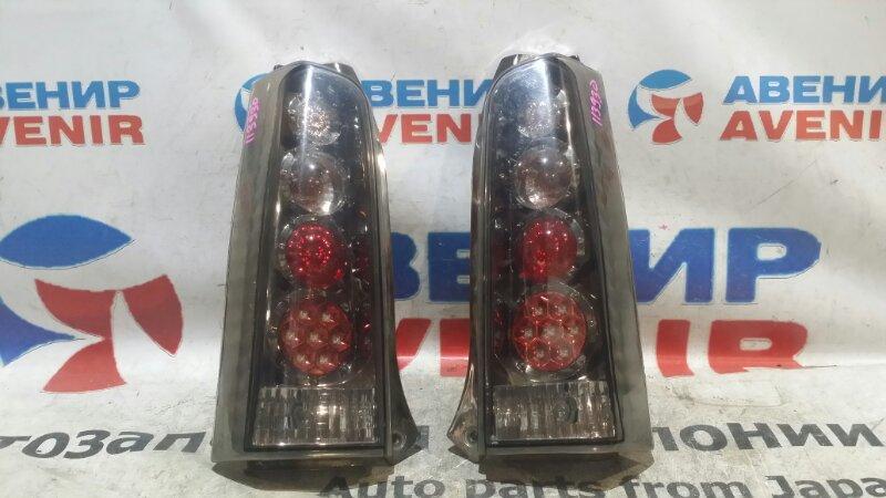 Стоп-сигнал Suzuki Wagon R MC22S задний левый