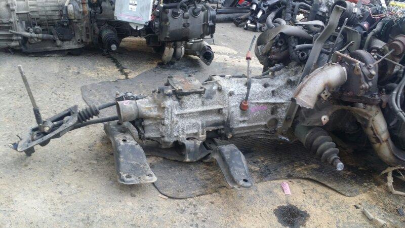 Мкпп Subaru Impreza GC8 EJ207DW1KE