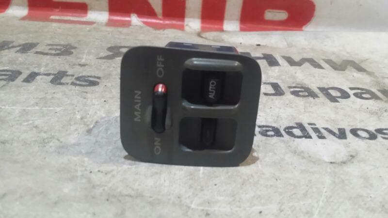 Блок управления стеклами Honda Z PA1 передний правый