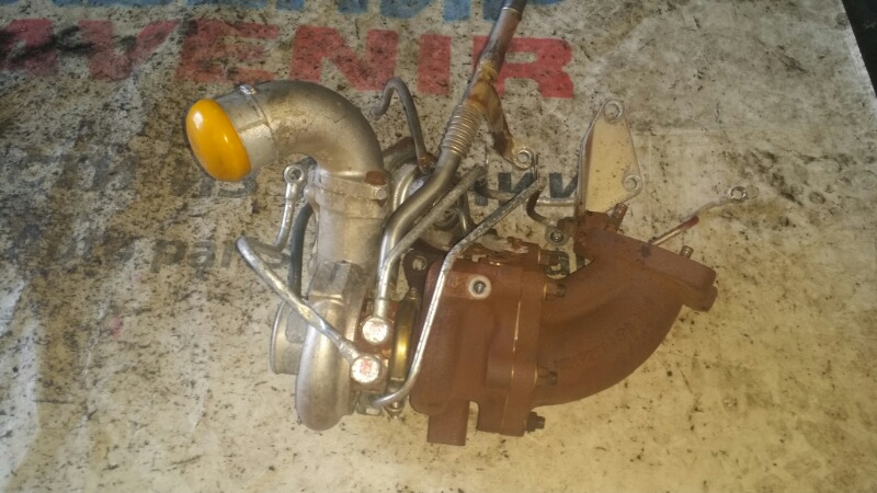 Турбина Mitsubishi Canter FB70 4M42T