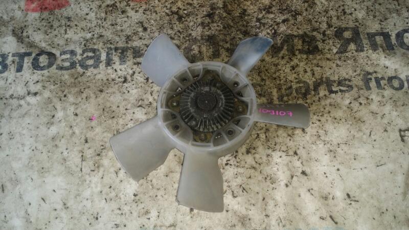 Вентилятор радиатора Suzuki Jimny JA11 F6A-T