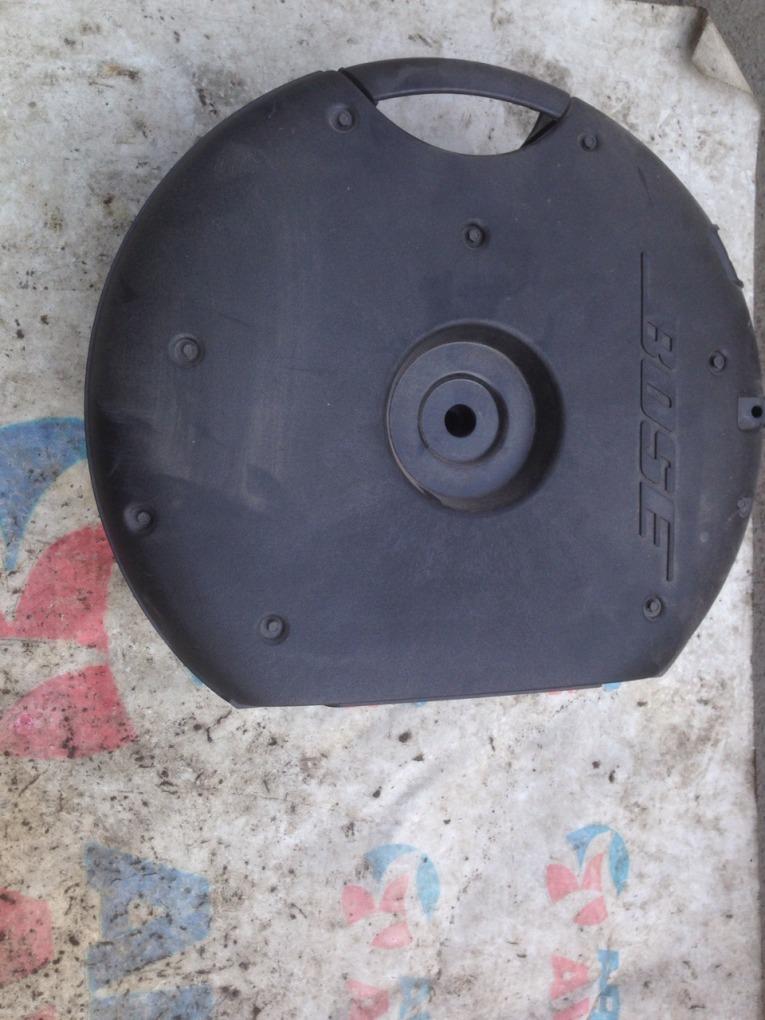 Сабвуфер Infiniti Fx45 S50 VK45DE 2006