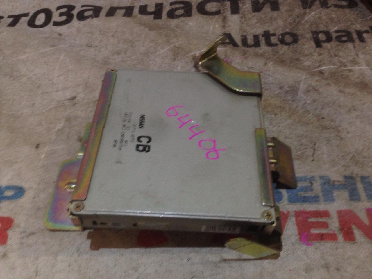 Блок управления efi Nissan Presage U30 KA24