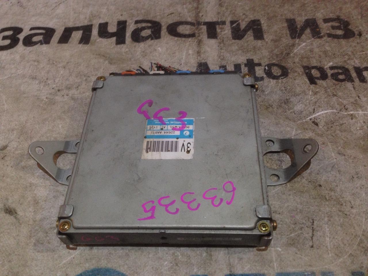 Блок управления efi Subaru Impreza GG3 EJ15