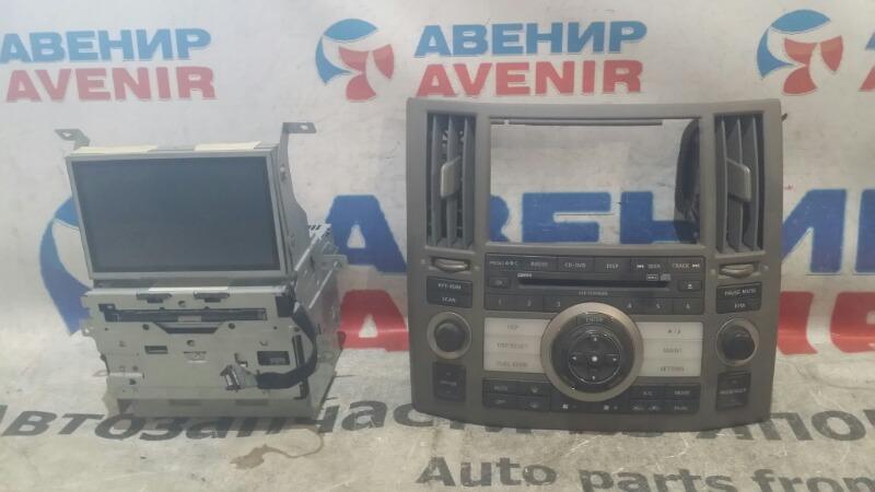 Климат-контроль Infiniti Fx45 S50 VK45DE 2006