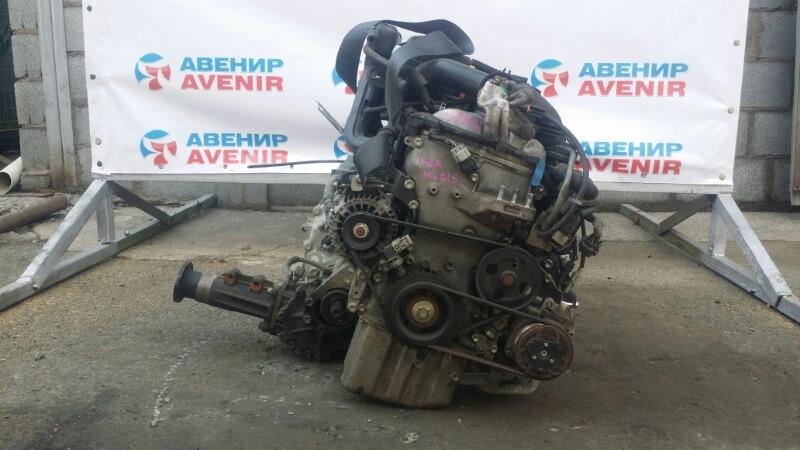 Двигатель Nissan Roox ML21S K6A-T