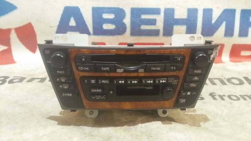 Магнитофон Nissan Cedric Y34