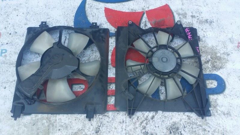 Диффузор радиатора Honda Accord CW1 R20A