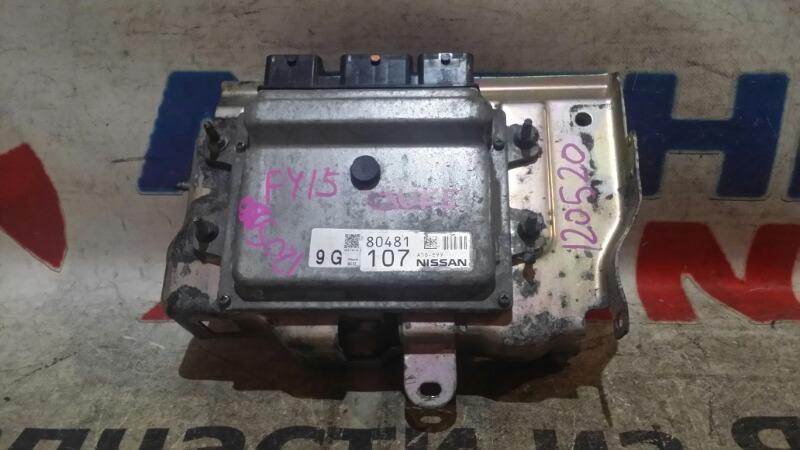 Блок управления efi Nissan Juke YF15 HR15