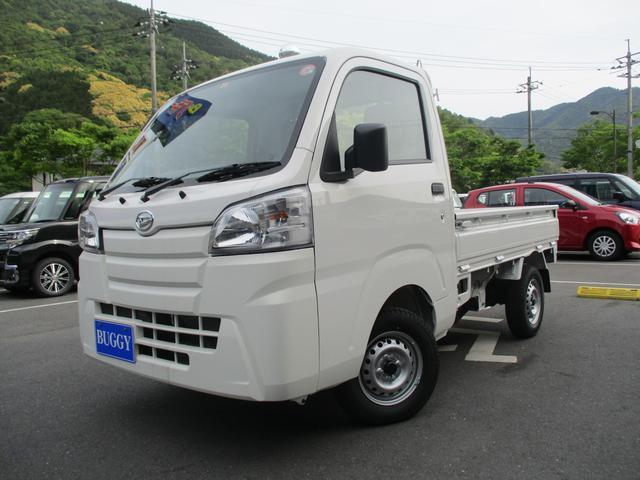 Дверь Daihatsu Hijet S500P передняя левая