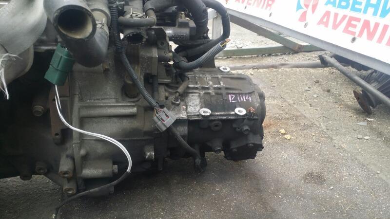 Мкпп Nissan Ad Y11 QG15