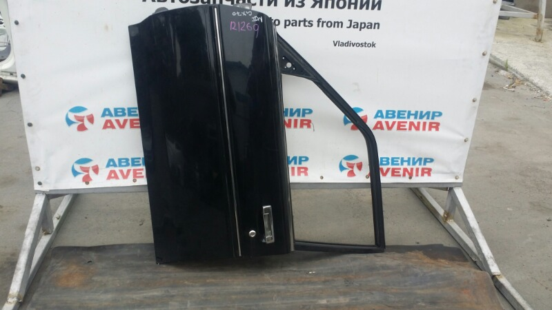 Дверь Toyota Mark Ii GX70 передняя левая