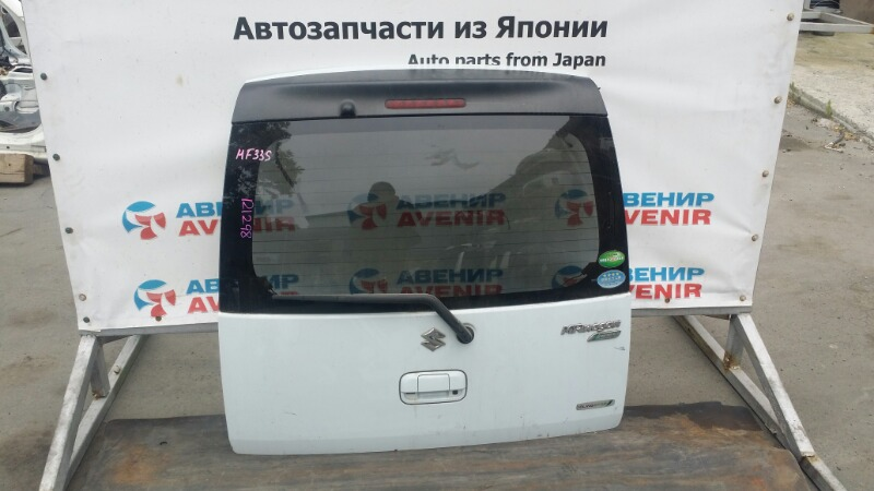 Дверь задняя Suzuki Mr Wagon MF33S задняя