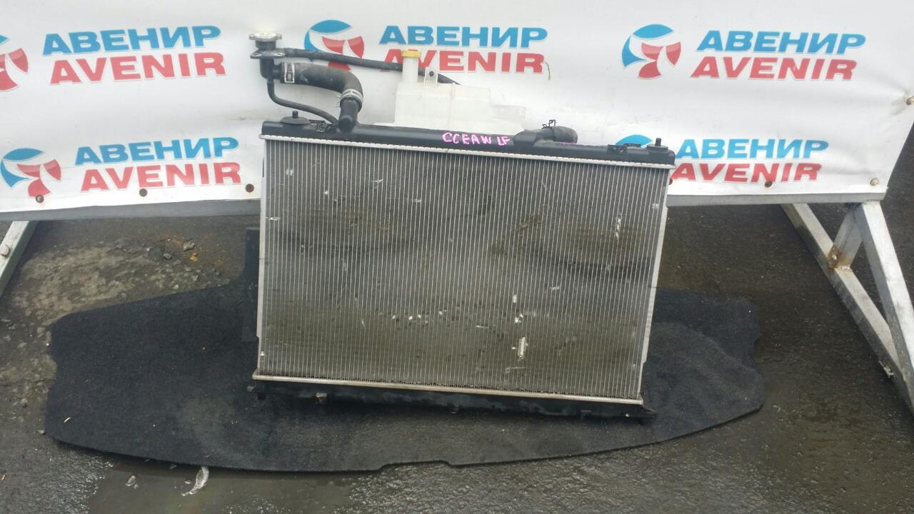 Радиатор Mazda Biante CCEAW LF-VD