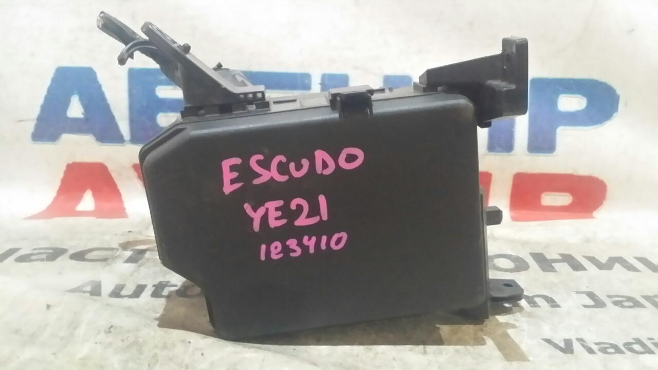 Блок предохранителей Suzuki Escudo YE21 M16A