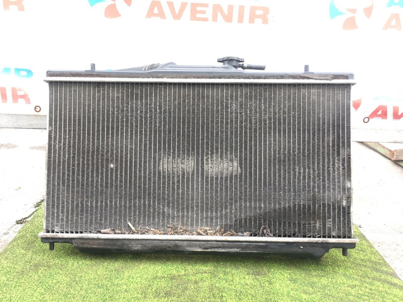 Радиатор Subaru Alcyone CXW EG33