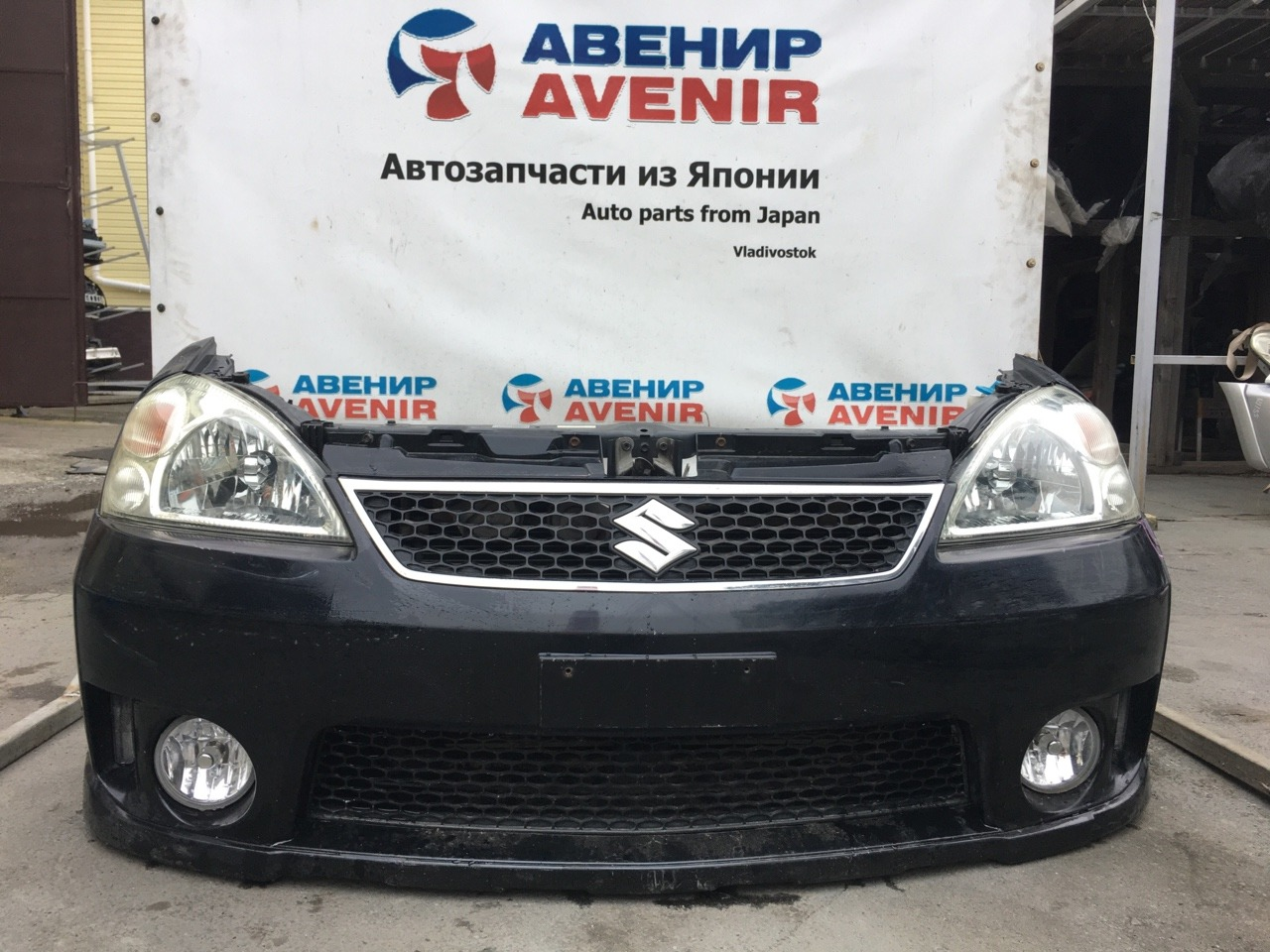 Nose cut Suzuki Aerio RB51S