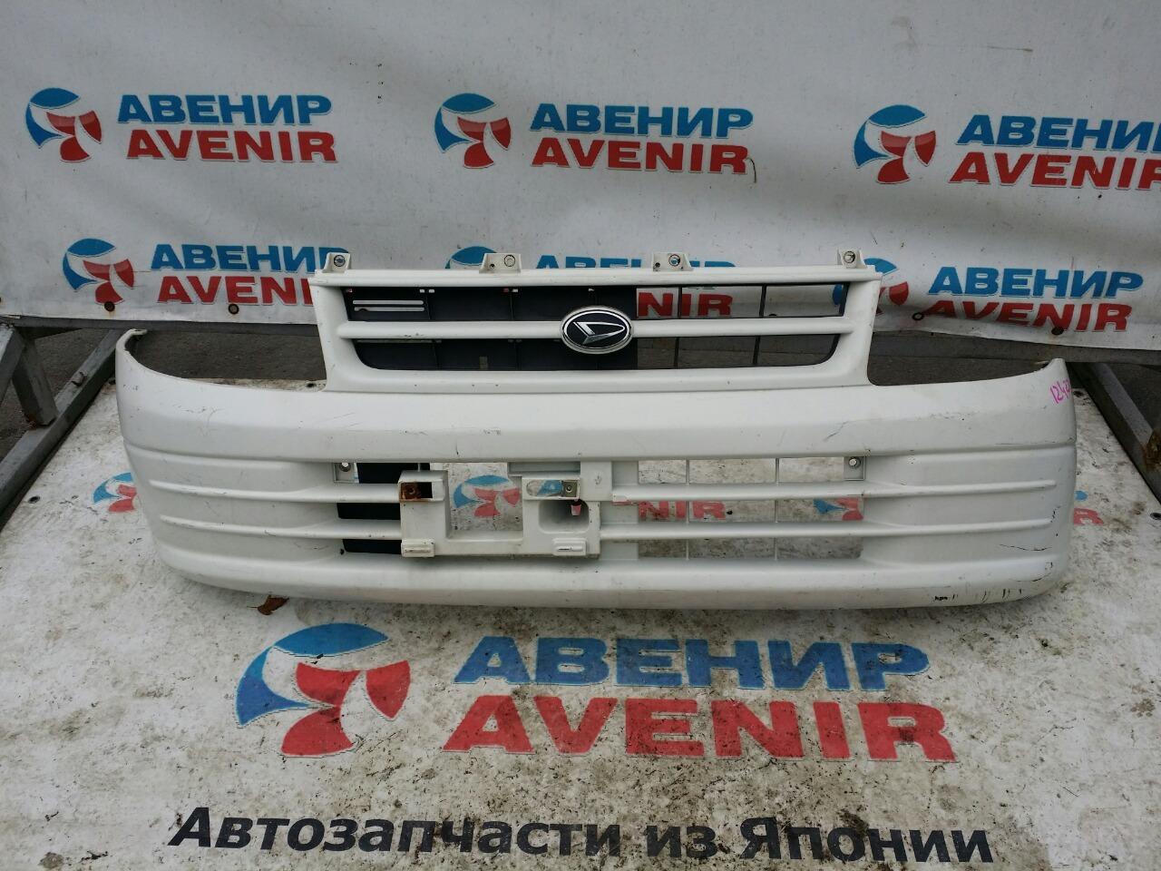 Бампер Daihatsu Mira L700V передний