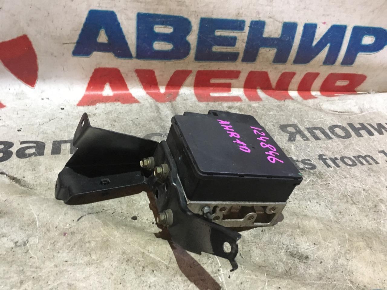 Блок abs Toyota Estima AHR10 2AZ-FXE