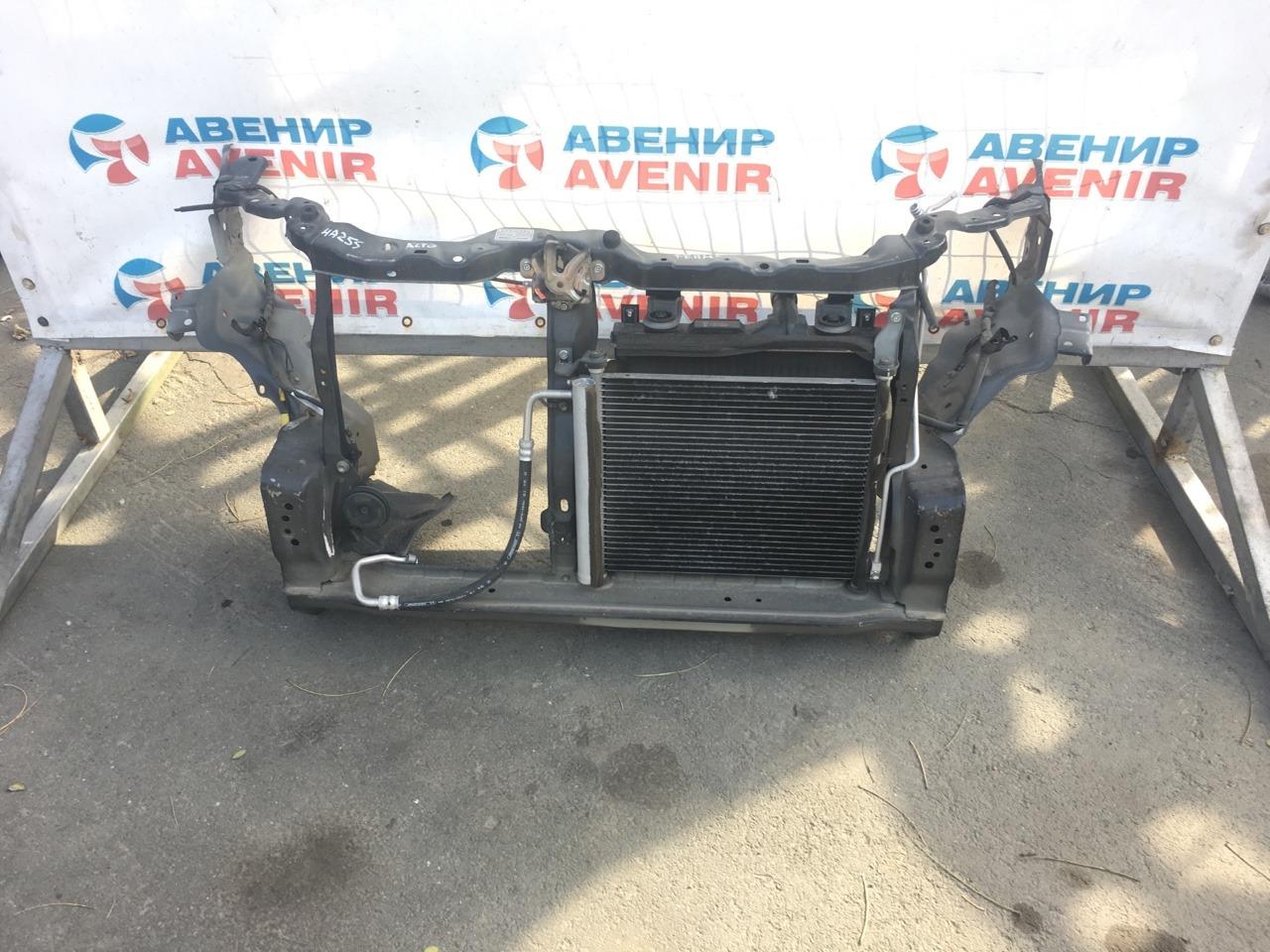 Телевизор Suzuki Alto HA25S K6A передний