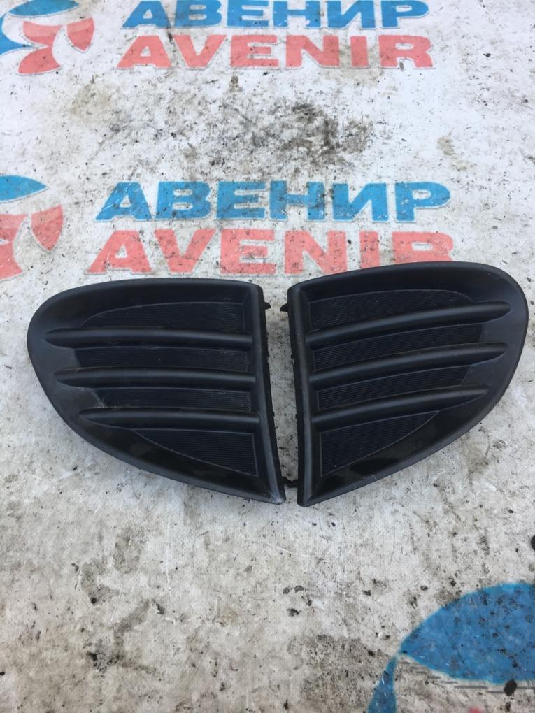 Заглушка бампера Toyota Corolla Filder NZE161