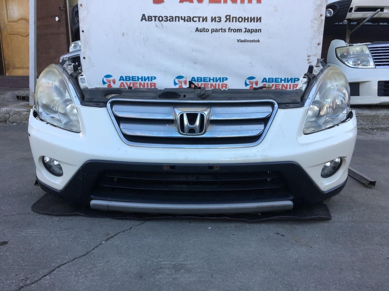 Nose cut Honda Cr-V RD6 K24A