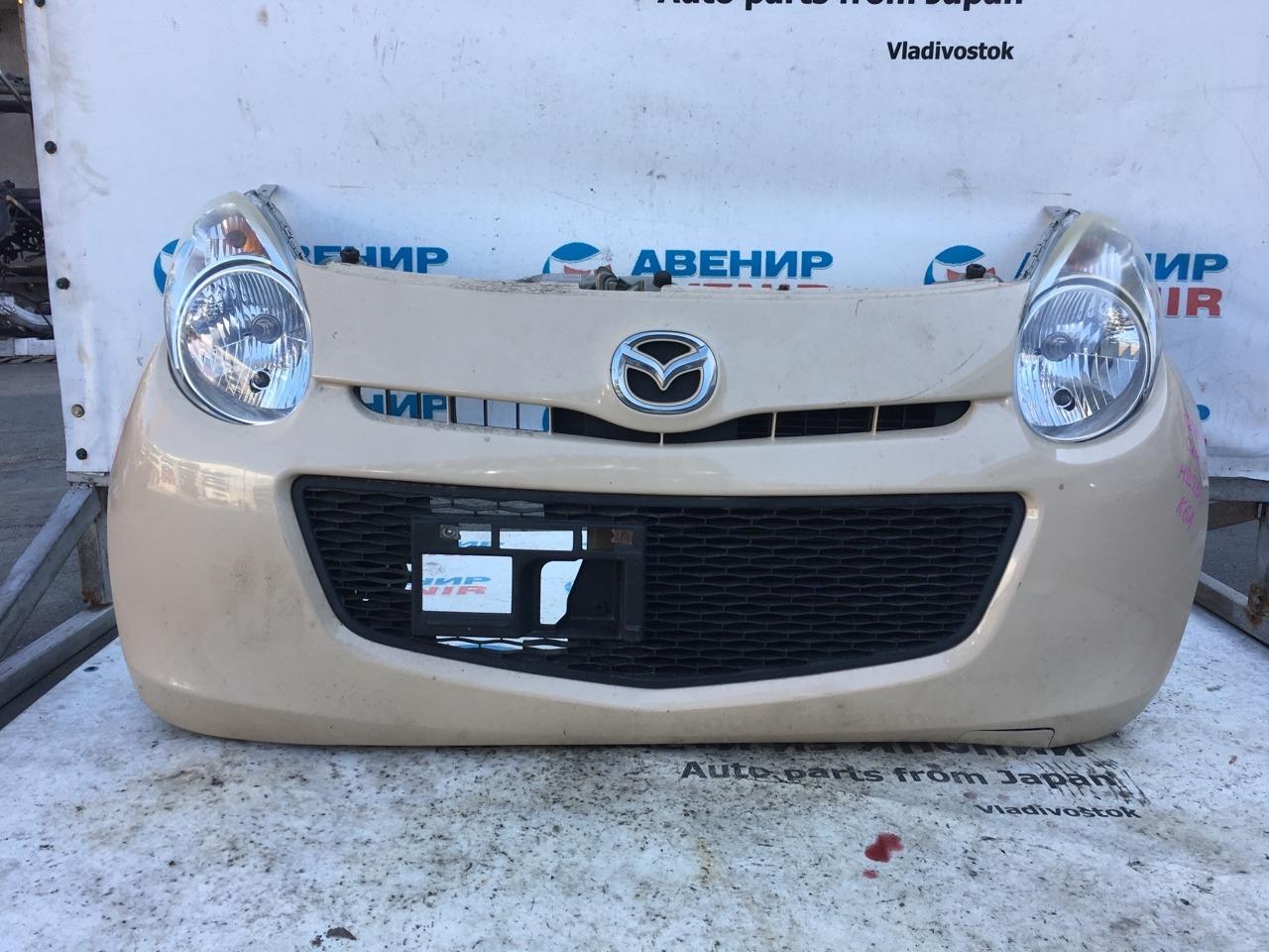Nose cut Mazda Carol HB25S